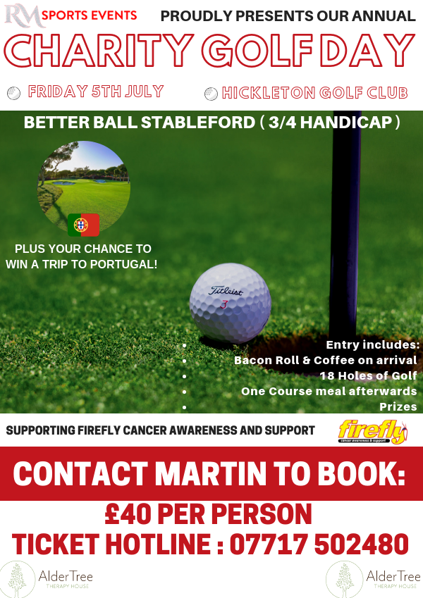 Charity Golf Day Hickleton