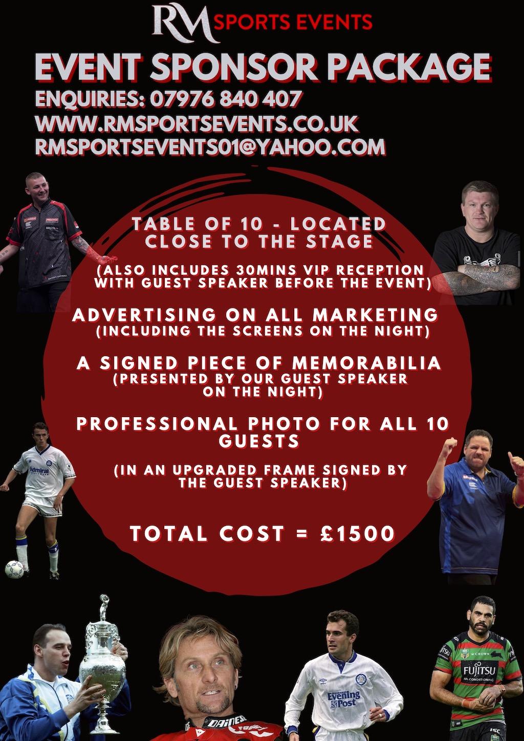RM Sports Events